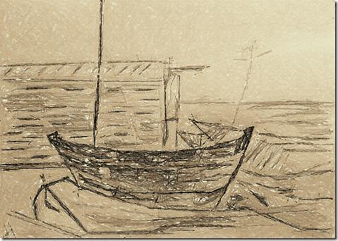 Boat-sketch