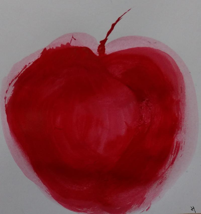 Apple-sign