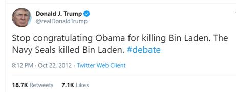 Trump-Osama