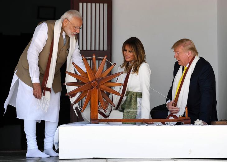 Trump-Gandhi1