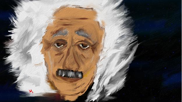 Einstein-small